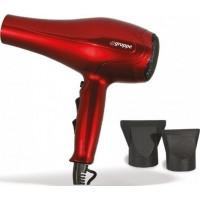 Σεσουάρ μαλλιών GRUPPE 8900 Κόκκινο