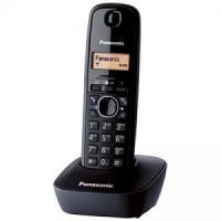 Ασύρματο τηλέφωνο Panasonic KX-TG1611GRH Μαύρο/Γκρί