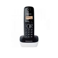 Ασύρματο τηλέφωνο Panasonic KX-TG1611GRW Μαύρο/Λευκό