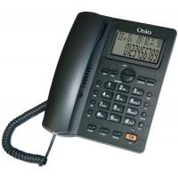 Ενσύρματο Τηλέφωνο OSIO OSW-4710B Black