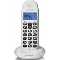 Ασύρματο Τηλέφωνο MOTOROLA C1001LB White