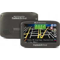 GPS-Πλοηγός MLS 433 TALK&DRIVE