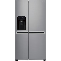 Ψυγείο-Ντουλάπα LG GSL760PZUZ.APZQE