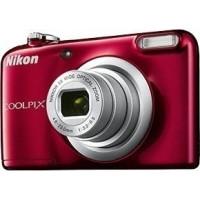 Φωτογραφική μηχανή Nikon Coolpix A10 Red + Δώρο θήκη