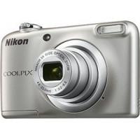 Φωτογραφική μηχανή Nikon Coolpix A10 Silver + Δώρο θήκη