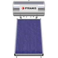 Ηλιακός Θερμοσίφωνας PYRAMIS 1Χ2m2 160LT ΕΠΙΛ. ΣΥΛΛΕΚΤΗ (026000305)