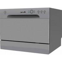 Πλυντήριο πιάτων άνω πάγκου Arielli ADW6-3603A Silver