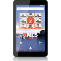 Tablet MLS IQTAB STAGE 4G 10.1 Android Black