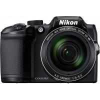 Φωτογραφική μηχανή Nikon Coolpix B 500 Black + Δώρο Varta Pocket Charger + Δώρο θήκη μεταφοράς