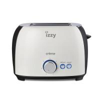 Φρυγανιέρα IZZY T-232 Creme