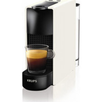 Καφετιέρα Nespresso KRUPS XN1101S Essenza Mini White + Δώρο 12 κάψουλες + Δώρο ΚΟΥΠΟΝΙ ΑΞΙΑΣ 30 ΕΥΡΩ ΓΙΑ ΑΓΟΡΑ ΚΑΨΟΥΛΕΣ