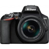 NIKON D3500 + AF-P 18-55 VR KIT Dslr Black (VBA550K001)