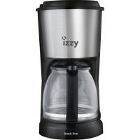 Καφετιέρα φίλτρου IZZY C601 Black