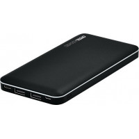 Powerbank CRYSTAL AUDIO PBK-10K 10.000mAh Black