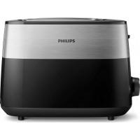 Φρυγανιέρα PHILIPS HD2515/90 Black/Silver