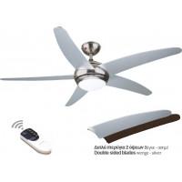 Ανεμιστήρες οροφής GRUPPE R52001-XY-1L Wenge-Silver