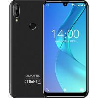 Smartphone OUKITEL C16 PRO Black + Θήκη TPU