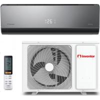 Κλιματιστικό Inverter INVENTOR DARK DRVI32-12WF/DRVO32-12 (W-SET)