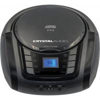 Φορητό Ράδιο-Cd CRYSTAL AUDIO BMBUB3