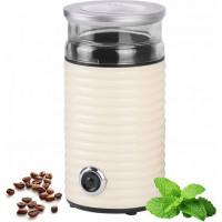 Μύλος καφέ-μπαχαρικών FIRST AUSTRIA FA-5482-2 CR CREME