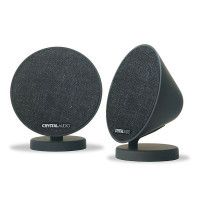 Ηχείο Bluetooth CRYSTAL AUDIO SONAR DUO 10W BS-06-K