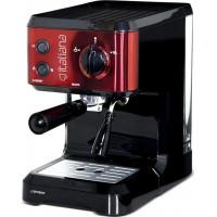 Καφετιέρα Espresso Gruppe CM-4677 Κόκκινο NEW MODEL 20 BAR