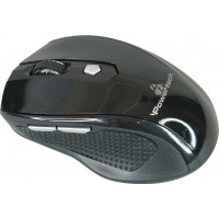 POWERTECH PT-297 MOUSE BLACK WIRELESS