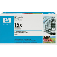 HP 15X Black High Yield Toner (C7115X)