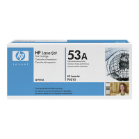 HP 53A Black Toner (Q7553A)