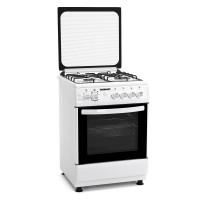 Κουζίνα Αερίου THERMOGATZ TG 1020 WH