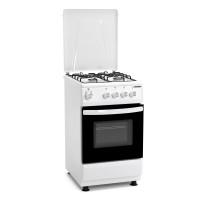 Κουζίνα Αερίου THERMOGATZ TG 1050 WH
