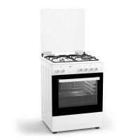 Κουζίνα Αερίου THERMOGATZ TGS 3510 WH
